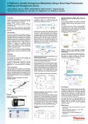 A Platform to Identify Endogenous Metabolites Using a Novel High Performance Orbitrap and the mzCloud Library