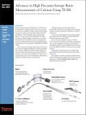 Advances in High Precision Isotope Ratio Measurements of Calcium Using TI-MS