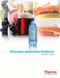 Beverages Applications Notebook: Bottled Water