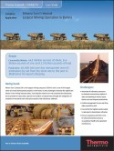 Case Study:  Minera san Cristobal - the Largest Mining Operation in Bolivia