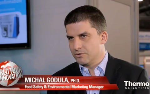 Expert Michal Godula Talks Food Safety and Non-Targeted Screening
