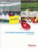 Food Safety Applications Notebook: Adulteration