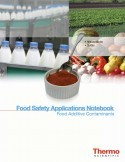 Food Safety Applications Notebook: Food Additive Contaminants