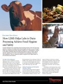 How LIMS Helps Labs in Dairy Processing Achieve Food Hygiene and Safety