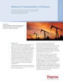 Molecular Characterization of Petroleum