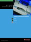Nicolet iS50 FT-IR Research Spectrometer