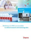 Prelude SPLC System - Making LC/MS accessible to clinical research and toxicology labs
