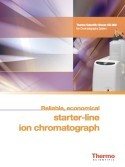 Reliable, Economical Starter-Line Ion Chromatograph