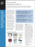 SampleManager 10 Technical Information Bulletin