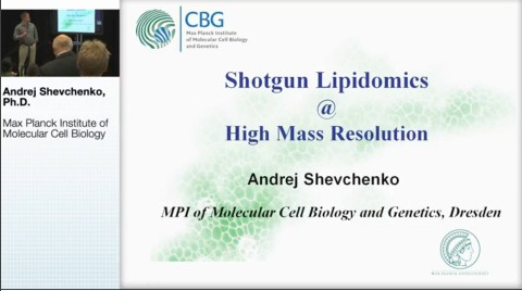 Shotgun Lipidomics at High Mass Resolution