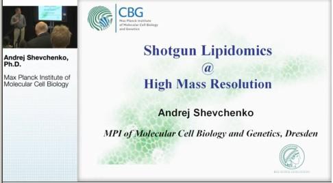 Shotgun Lipidomics at High Mass Resolution