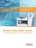 Thermo Scientific Dionex ICS-4000 Integrated Capillary HPIC System