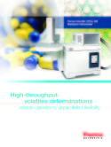 Thermo Scientific TriPlus 300 Headspace Autosampler