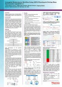 Untargeted Metabolomics Workflow Using UHPLC/Quadrupole Orbitrap Mass Spectrometer and SIEVE 2.1