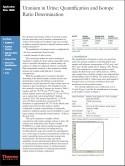 Uranium in Urine: Quantification and Isotope Ratio Determination