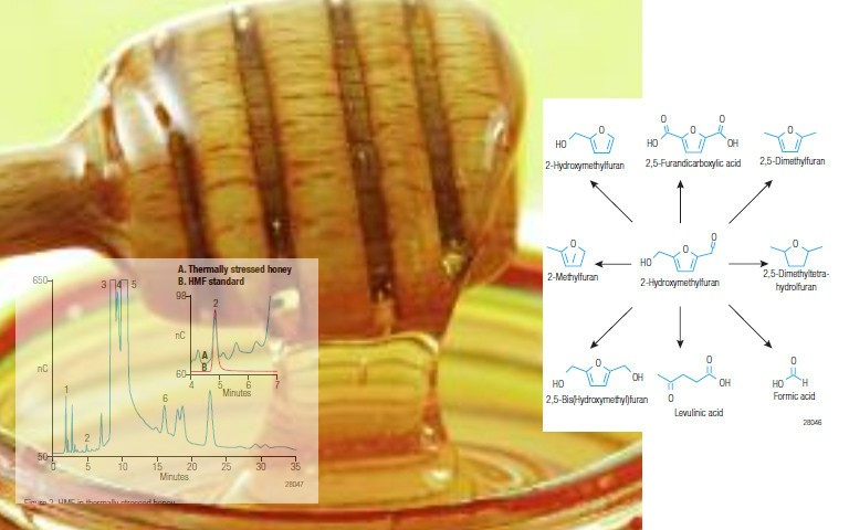 determination-of-hydroxymethylfurfural-in-honey-and-biomass