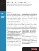 irm-LC/MS: δ¹³C Analysis of RNA