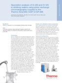 speciation-analysis-of-cr-iii-and-cr-vi-in-drinking-waters-using-anion-exchange-chromatography-coupled-to-the-thermo-scientific-icap-q-icp-ms