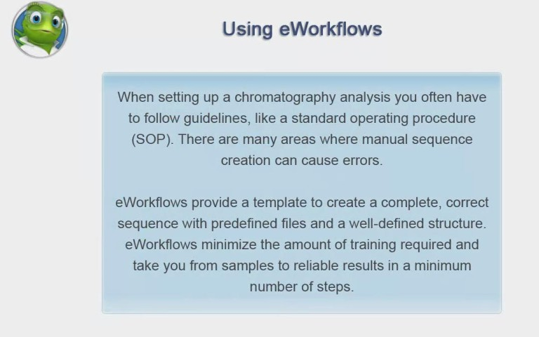 Chromeleon Cds Start Run Using Eworkflows