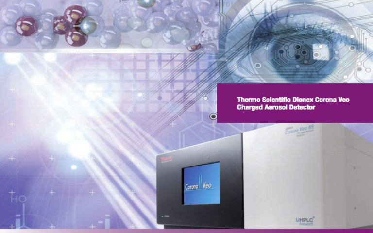 Corona Veo Charged Aerosol Detectorf