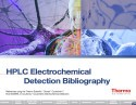 HPLC Electrochemical Detection List of Published Articles