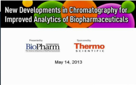 New Developments in Chromatography for Improved Analytics of Biopharmaceuticals