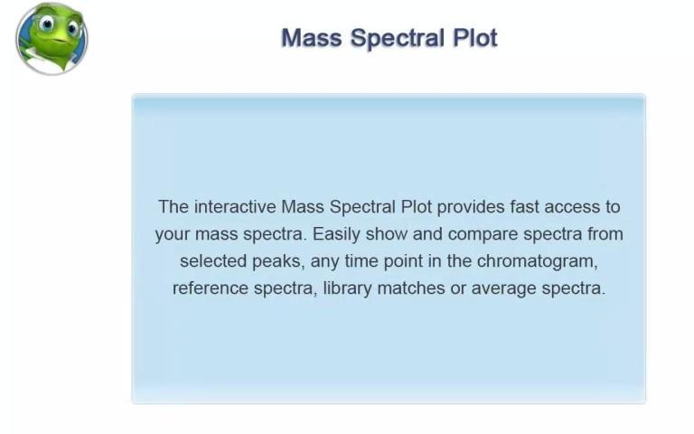 video 48 - ms spectral plot