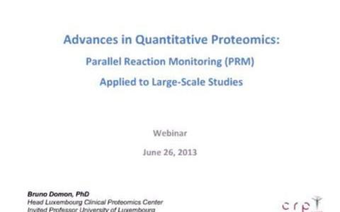 Advances-Quant-Prot-webinar