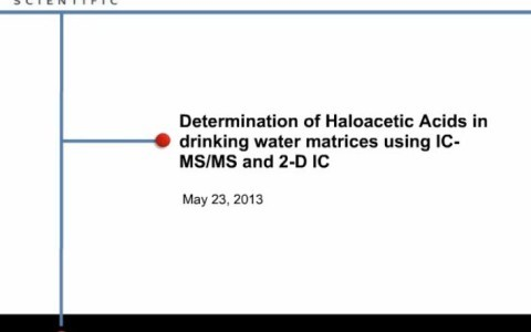 determination-of-haas-in-drinking-water-matricies-with-ic-msms-and-2d-ic-2