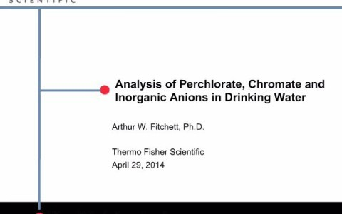 Analysis-of-Perchlorate-Chromate-and-Inorganic-Anions-in-Drinking-Water