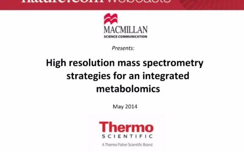 High-Resolution-Mass-Spectrometry-Strategies-for-an-Integrated-Metabolomics
