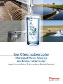 Ion-Chromatography-Municipal-Water-Analysis-Applications-Summary