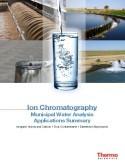 Ion-Chromatography-Municipal-Water-Analysis-Applications-Summary