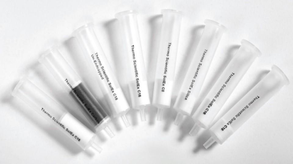 Thermo Scientific Dionex SolEx SPE Cartridges