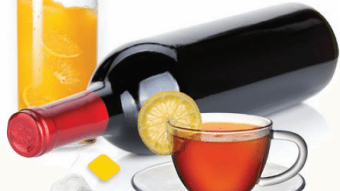 Metabolite Profiling of Wine, Juice, & Tea