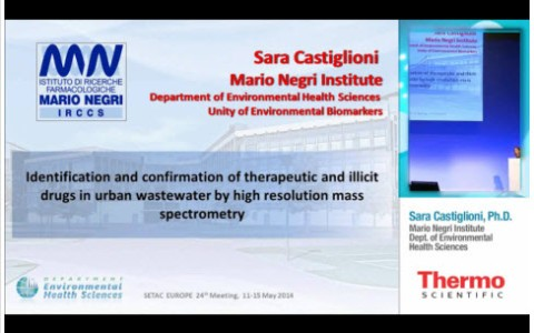 Identification-and-Confirmation-of-Therapeutic-and-Illicit-Drugs-in-Urban-Wastewater-by-HRAM