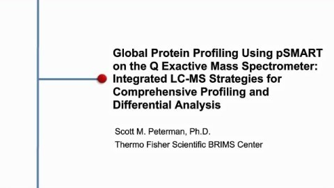 global-protein-profiling-using-psmart-on-the-q-exactive-mass-spectrometer-integrated-lc-ms-strategies-for-comprehensive-profiling-and-differential-quantitative-analysis