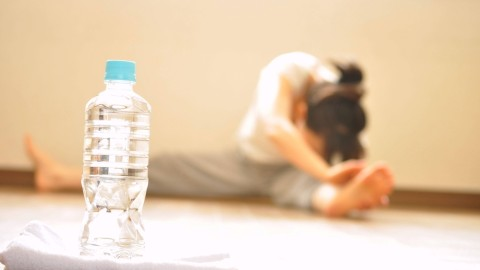 testing electrolytes in bottled water