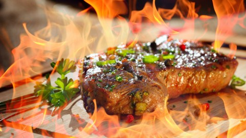 polycyclic aromatic hydrocarbons in grilled meats