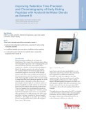 improving-retention-time-precision-and-chromatography-of-early-eluting-peptides-with-acetonitrilewater-blends-as-solvent-b