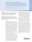 pushing-the-limits-of-bottom-up-proteomics-with-state-of-the-art-capillary-uhplc-and-orbitrap-mass-spectrometry-for-reproducible-quantitation-of-proteomes