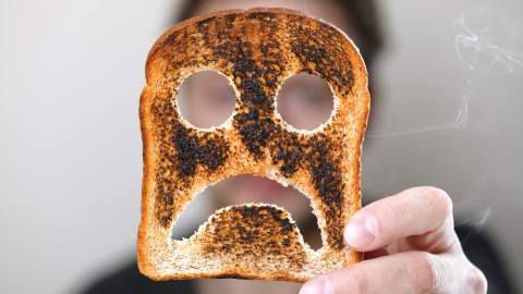 acrylamide in food