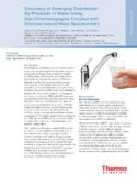 AN-10490-GC-MS-Disinfection-Byproducts-Water-AN10490-EN_Page_1