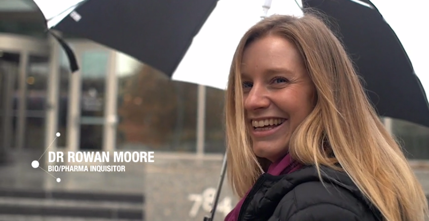 BioPharMoore Episode 1: Behind the Scenes in Mass Spectrometry Biomarker Research