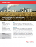 fast-determination-of-biofuel-sugars-by-hpae-pad