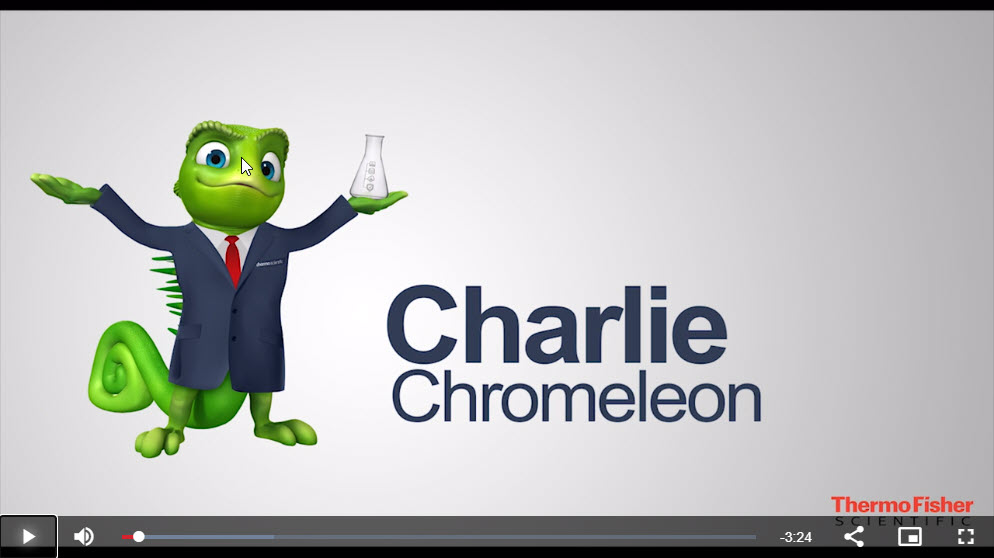 Charlie Chats Episode Two: CDS Instrument-Centric Workflows for the (Petro) Chemical Industry